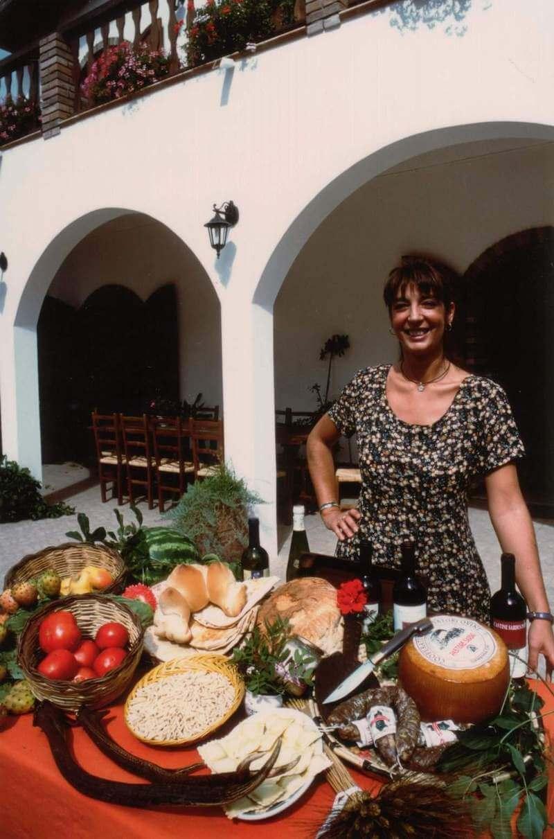 Cucina sarda nel nostro turismo rurale a Montevecchio