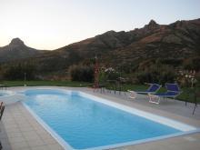 Area Relax  con Piscina nel nostro Turismo Rurale a Montevecchio
