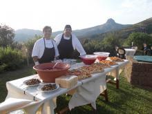 Cucina tipica e cortesia al nostro turismo rurale ad Arbus