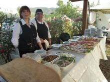 Cucina tipica e cortesia al nostro turismo rurale a Montevecchio
